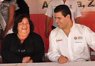 ACUERDAN EL GOBERNADOR Y LA ALCALDESA TRABAJAR POR ATOLINGA