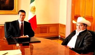 OFRECE EL GOBERNADOR TODO EL APOYO AL NUEVO ALCALDE DE FLORENCIA