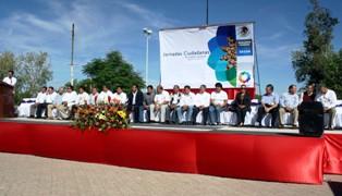 Presentan Jornadas Ciudadanas de Gobierno Federal en Río Grande