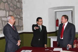 MARIO CABALLERO RAMÍREZ, NUEVO DIRECTOR GENERAL DEL COBAEZ