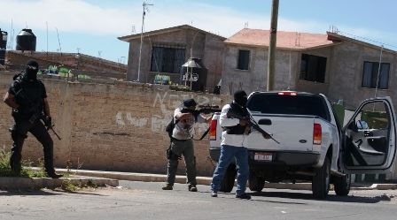 ACUERDAN GOBERNADORES DE LA ZONA CENTRO FORMAR UN FRENTE COMÚN EN MATERIA DE SEGURIDAD