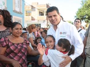 EN MOMAX CONCLUYE PRIMER RECORRIDO DEL GOBERNADOR POR LOS 58 MUNICIPIOS DEL ESTADO