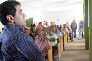 Alcalde Refrenda Compromiso para Construcción del Puente Vado en Los Ramírez