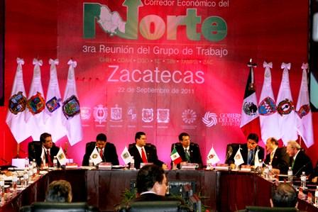 IMPULSAN GOBERNADORES DEL CORREDOR ECONÓMICO DEL NORTE, 17 PROYECTOS ESTRATÉGICOS PARA LA REGIÓN