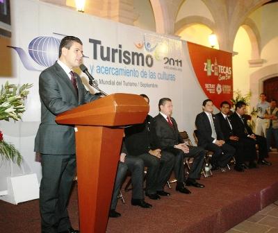 REFRENDA MAR DECISIÓN DE CONVERTIR A ZACATECAS EN PRINCIPAL DESTINO TURÍSTICO CULTURAL