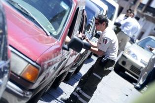 ENTREGA MAR EQUIPO A CORPORACIONES POLICIALES CON VALOR DE 7.6 MDP