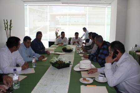 SE CONSTRUIRÁN 1 MIL UNIDADES BÁSICAS DE VIVIENDA EN ZACATECAS DURANTE 2012