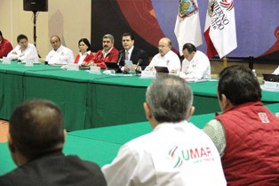 INICIAN LOS TRABAJOS PARA LA CONFORMACIÓN DEL PRESUPUESTO DE EGRESOS 2013