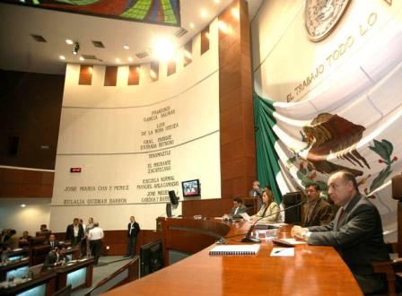 COMPARECENCIA DEL PROCURADOR DE JUSTICIA DEL ESTADO
