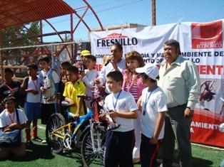 PREMIAN A LAS ESCUELAS DEL PROGRAMA 'RECICLEMOS DEPORTIVAMENTE'