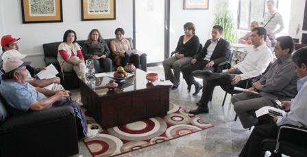 ACUERDAN MUNICIPIO DE GUADALUPE, IEMAZ Y LADRILLEROS, SU REUBICACIÓN  PARA NOVIEMBRE
