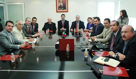VISITA GOBERNADOR TELLO INSTALACIONES DE LA POLICÍA METROPOLITANA