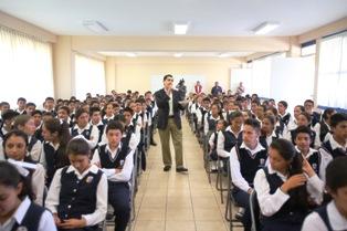 """CLAUSURA CARLOS PEÑA PROGRAMA DE SERVICIO SOCIAL """"EDUCAR PARA LA SOLIDARIDAD Y EL COMPARTIR"""""""