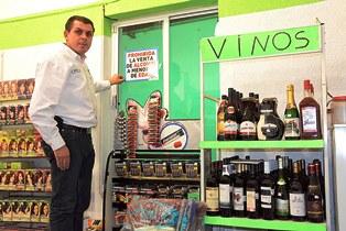 CONTINÚA OPERATIVO PARA EVITAR CONSUMO DE ALCOHOL EN MENORES