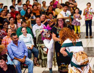 COREA Y JALISCO EN EL CUARTO DÍA DEL FESTIVAL DEL FOLCLOR INTERNACIONAL