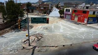 AVANCE SIGNIFICATIVO EN LA REGENERACIÓN DE LA CALLE GUERRERO