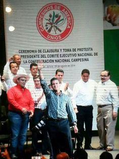 ACUDE MAR A CONGRESO NACIONAL ORDINARIO DE LA CNC