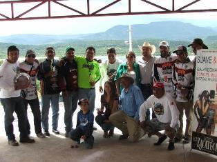 PREMIAN AUTORIDADES A GANADORES DEL SERIAL DE PESCA DEPORTIVA CENTENARIO DE LA TOMA DE ZACATECAS SUENA BIEN 2014