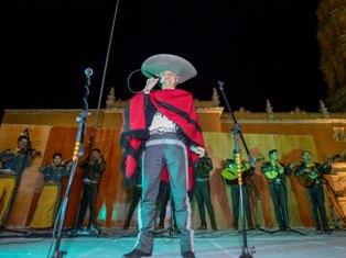 """""""PONCE MEXICANÍSIMO"""" EN LA RINCONADA DE LA PURIFICACIÓN"""