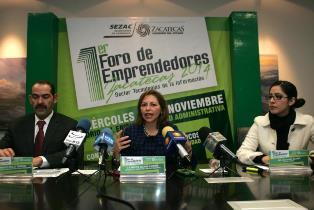 ANUNCIAN FORO DE EMPRENDEDORES ZACATECAS 2014 SECTOR TECNOLOGÍAS DE LA INFORMACIÓN