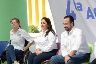 SINFRA CONSTRUYE SISTEMA DE ALCANTARILLADO EN COMUNIDAD DE FRANCISCO R. MURGUÍA