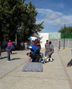 POLICÍA MUNICIPAL PROMUEVE PREVENCIÓN CON CURSO PARA NIÑOS Y JÓVENES