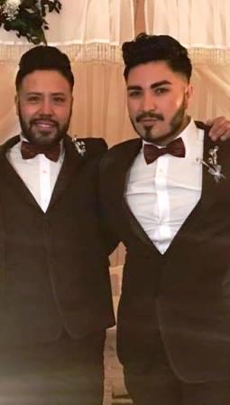 PRIMER BODA IGUALITARIA (GAY) EN FRESNILLO