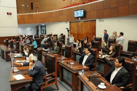 Avalan reglamento del Sistema de Archivos del Poder Legislativo del Estado