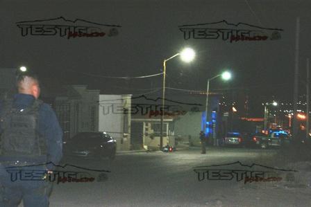 MATAN A EX POLICÍA MUNICIPAL
