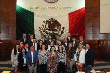 LXII Legislatura elige a Presidentes Municipales de El Plateado y Fresnillo
