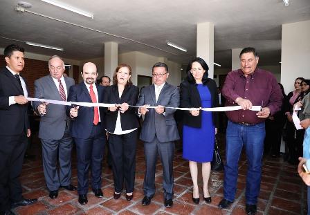 INICIA FUNCIONES EL SEGUNDO JUZGADO DE PRIMERA INSTANCIA DE LO FAMILIAR DEL DISTRITO JUDICIAL DE PINOS