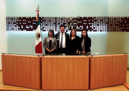 INTERCAMBIAN EXPERIENCIAS EN MATERIA DE ORALIDAD MERCANTIL TRIBUNALES DE JUSTICIA DE ZACATECAS Y GUANAJUATO