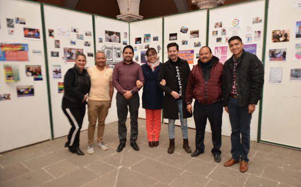 EXPOSICIÓN NUESTRAS LUCHAS ANTE LA DESIGUALDAD Y LA DISCRIMINACIÓN LLEGA A FRESNILLO