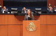 Mejorar la calidad de vida de los mexicanos, iniciativas de Geovanna Bañuelos