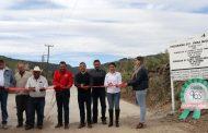 ENTREGA MÁS DE MIL OBRAS PARA ZACATECAS BENEFICIOS PAVIMENTACIONES EN NOCHISTLÁN