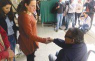 PROMUEVE GOBIERNO DE ZACATECAS INCLUSIÓN LABORAL DE PERSONAS CON DISCAPACIDAD
