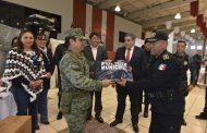 FESTEJAN ELEMENTOS PREVENTIVOS EL DÍA INTERNACIONAL DEL POLICÍA