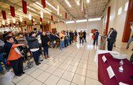 RINDIERON PROTESTA PRESIDENTES DE COMITÉS DE PARTICIPACIÓN SOCIAL