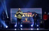 ASEGURA ALEJANDRO TELLO QUE ZACATECAS NECESITA DE TODOS LOS SECTORES PARA RECOMPONER EL TEJIDO SOCIAL