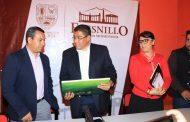 SIGNAN CONVENIO CONAFOR Y GOBIERNO DE FRESNILLO