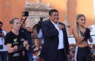 """CONVIVEN FRESNILLENSES CON MARIANA """"LA BARBY"""" JUÁREZ Y EVA MARÍA NARANJO"""