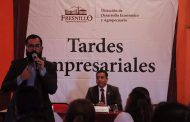 PROMUEVEN EL EMPRENDIMIENTO EN LOS FRESNILLENSES CON CONFERENCIA DENOMINADA ATENCIÓN AL CLIENTE