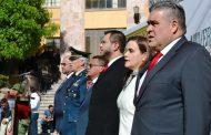 LLAMA GOBIERNO ESTATAL A CUMPLIR EN UNIDAD COMPROMISOS DE DEFENSA Y CONSTRUCCIÓN DE VALORES CONSTITUCIONALES