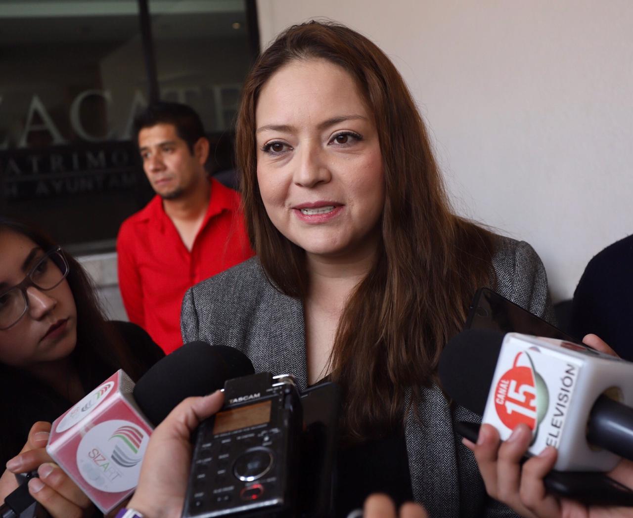 """Con la Suma de Esfuerzos, Lograremos la Cuarta Transformación"""" Verónica Díaz Robles."""