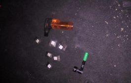 DETIENE PEP EN GUADALUPE A DOS HOMBRES POR LA POSESIÓN DE DOSIS DE DROGAS