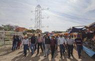 VISITA SAÚL MONREAL EL MEZQUITE POR FIESTAS PATRONALES