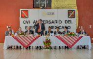 SAÚL MONREAL CELEBRA CON MILITARES EL DÍA DEL EJÉRCITO MEXICAN