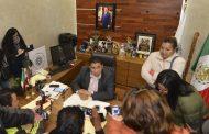 SE REALIZA CONVENIO DE INTERCAMBIO ENTRE FRESNILLO Y LA ALCALDÍA CUAUHTÉMOC, EN LA CIUDAD DE MÉXICO