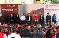 APLICARÁN 167 MIL 400 DOSIS DE VACUNAS EN ZACATECAS DURANTE PRIMERA SEMANA NACIONAL DE SALUD 2019