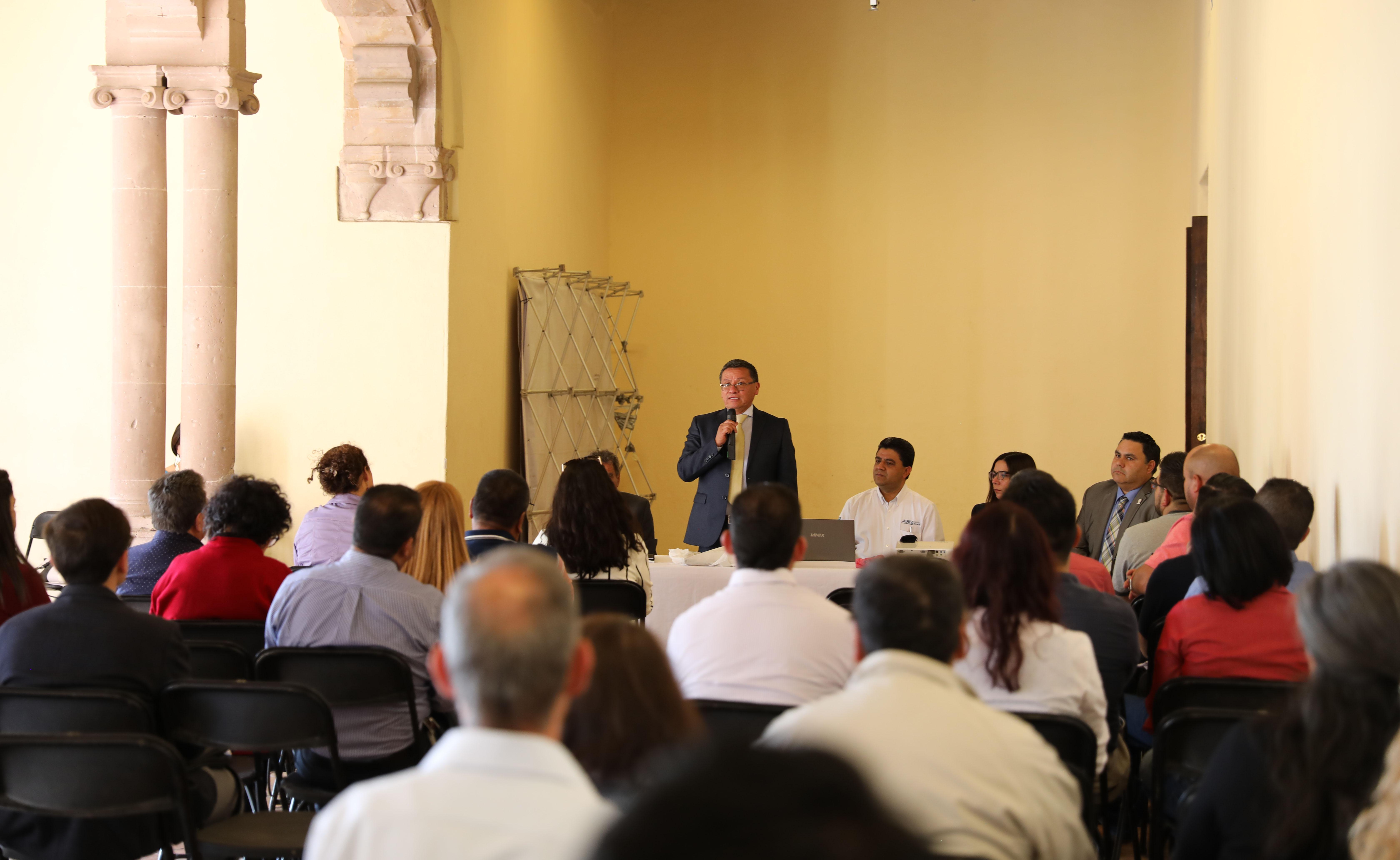 IMPARTE TRIBUNAL SUPERIOR DE JUSTICIA CURSO DE EJECUCIÓN DE SANCIONES PENALES AL COLEGIO DE ABOGADOS DE JEREZ
